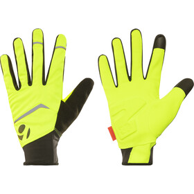 Bontrager Sonic Windshell Gloves Damen visibility yellow